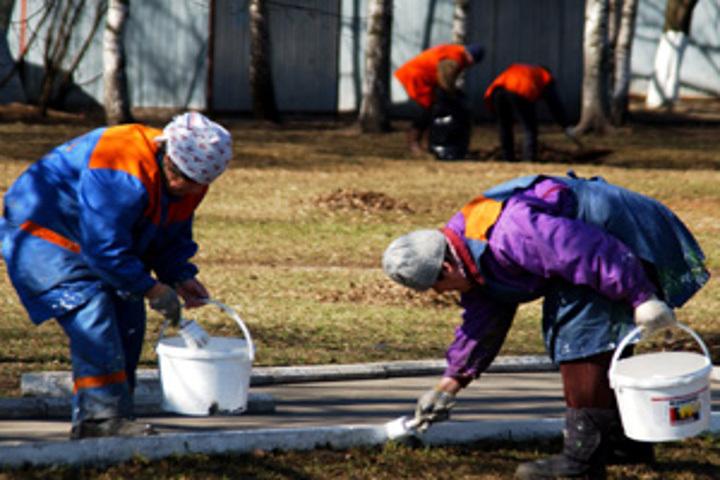 Куряне собрали сгородских улиц неменее 870 кубометров мусора