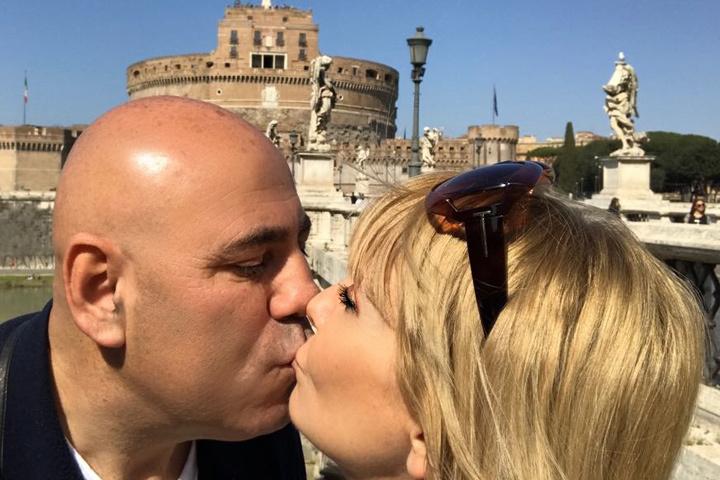 Валерия иИосиф Пригожин отмечают 14-летие отношений— Римские каникулы