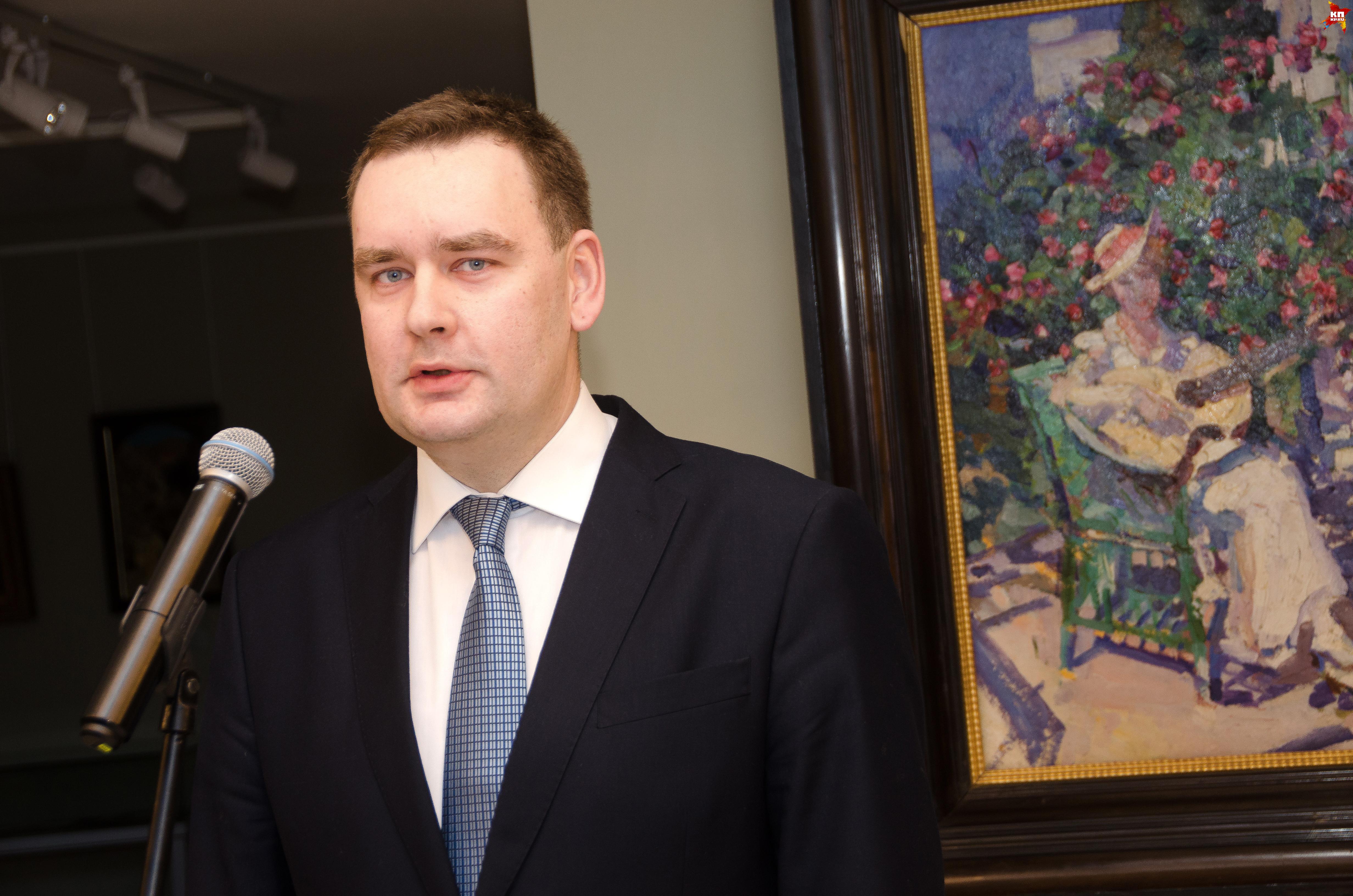 Единороссы выступают закандидатуру Попкова надолжность руководителя комитета культуры