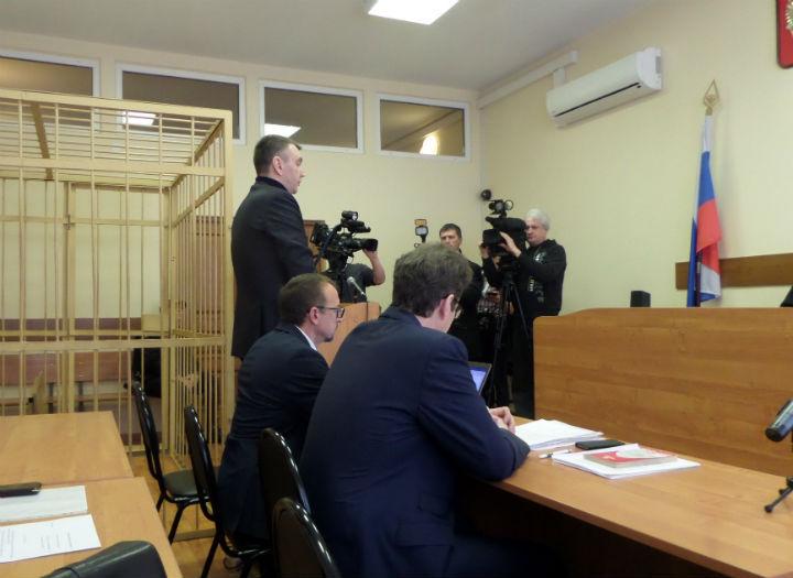 Прошлый заместитель руководителя правительства области Ростислав Даниленко получил условный срок
