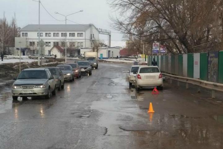 ВБашкирии шофёр  иномарки сбил пенсионерку назебре