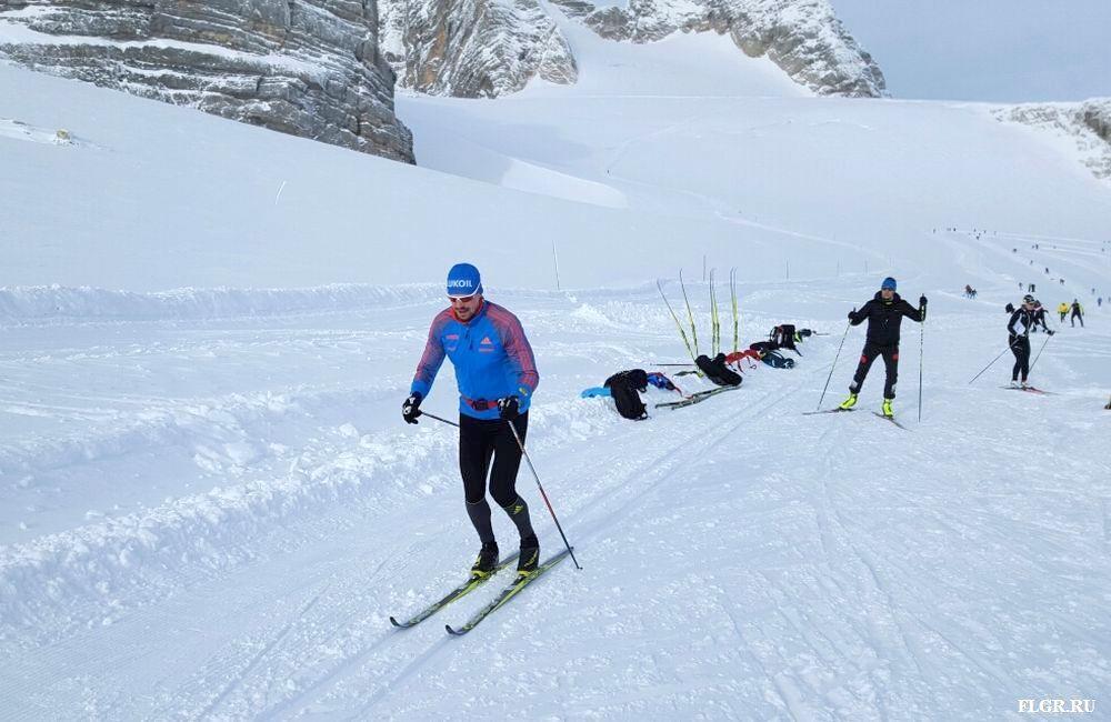 Вдень своего 25-летия Сергей Устюгов пробежит Югорский лыжный марафон