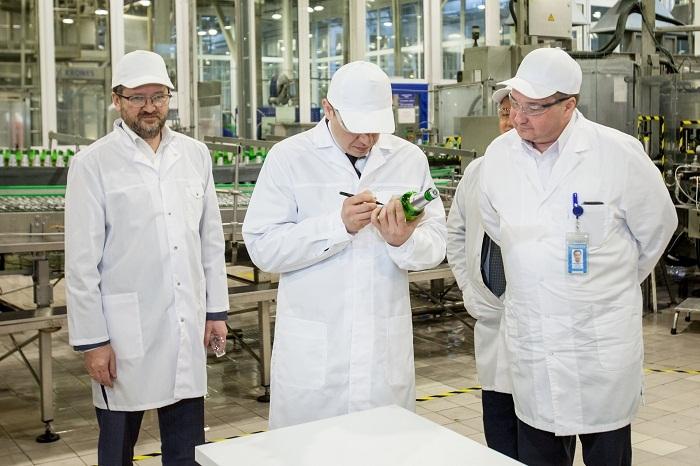 Завод «Балтика-Самара» начал выпуск безалкогольного пива