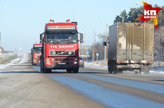 ВОренбуржье введут весеннее ограничение надвижение большегрузов