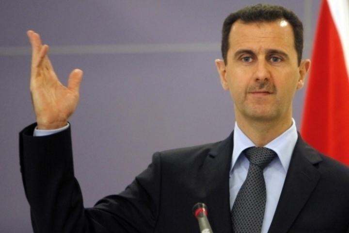 Сирия поддерживает русский проект конституционной комиссии— Асад