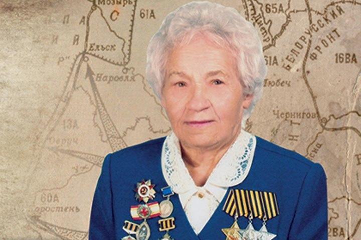 Полный кавалер Ордена Славы Матрена Наздрачева ушла изжизни вСтаврополе