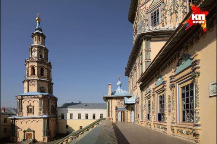 Реставрацию Петропавловского храма завершат летом 2018