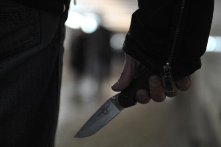 ВТомской области мужчина зарезал бывшую супругу иеезнакомого
