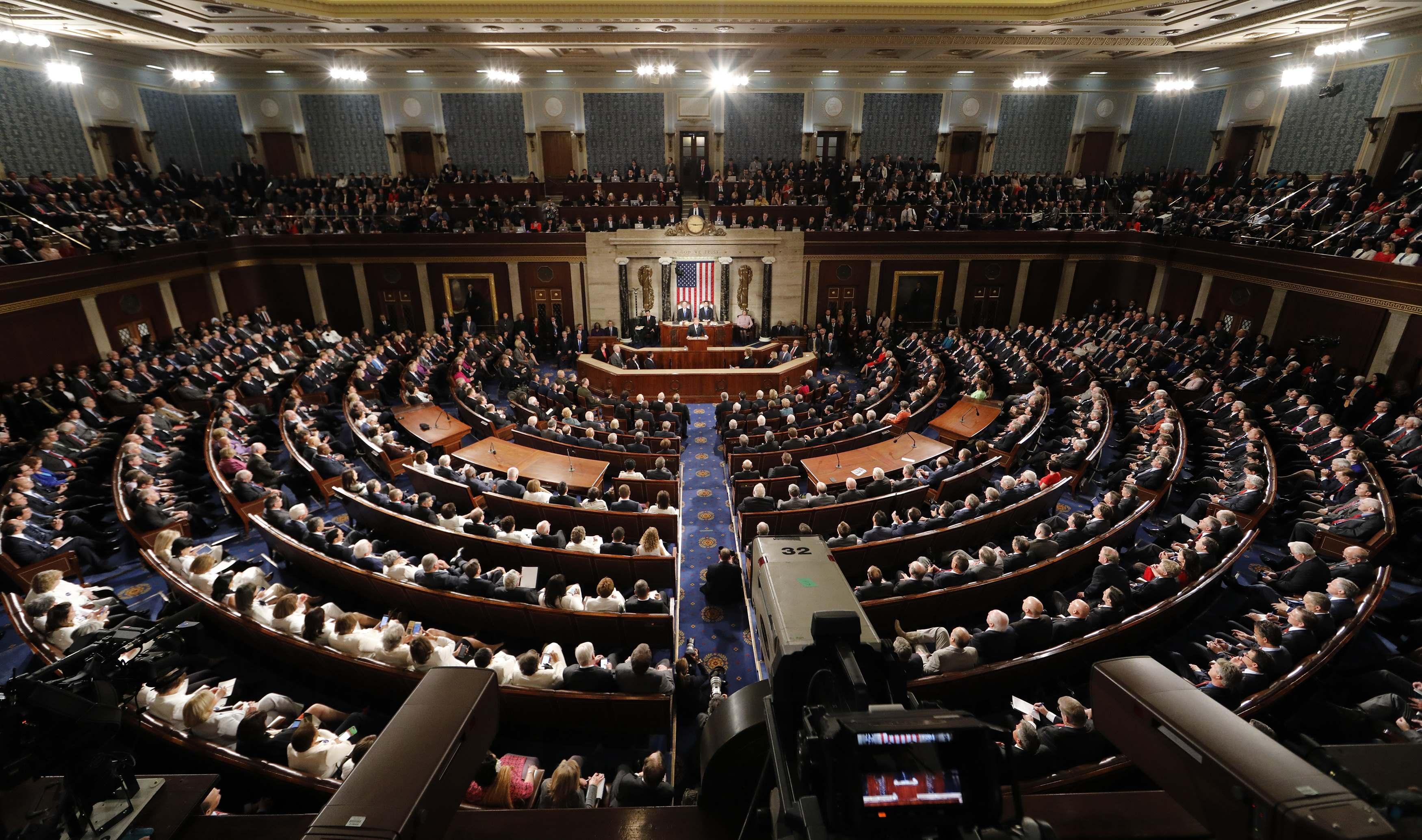 Съезд США хочет разрешить реализацию данных интернет-пользователей