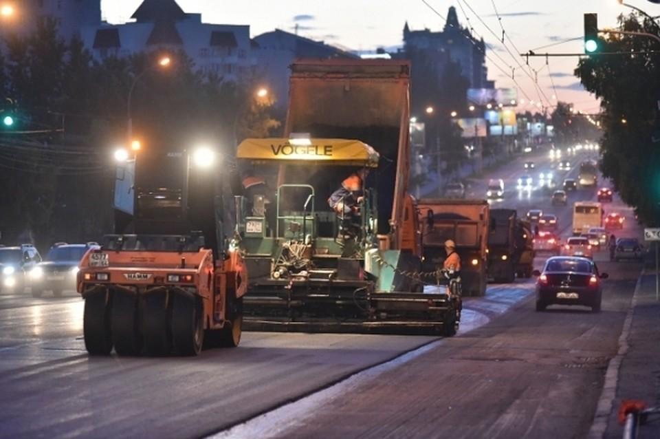 500 млн руб. получит Челябинск наремонт дорог