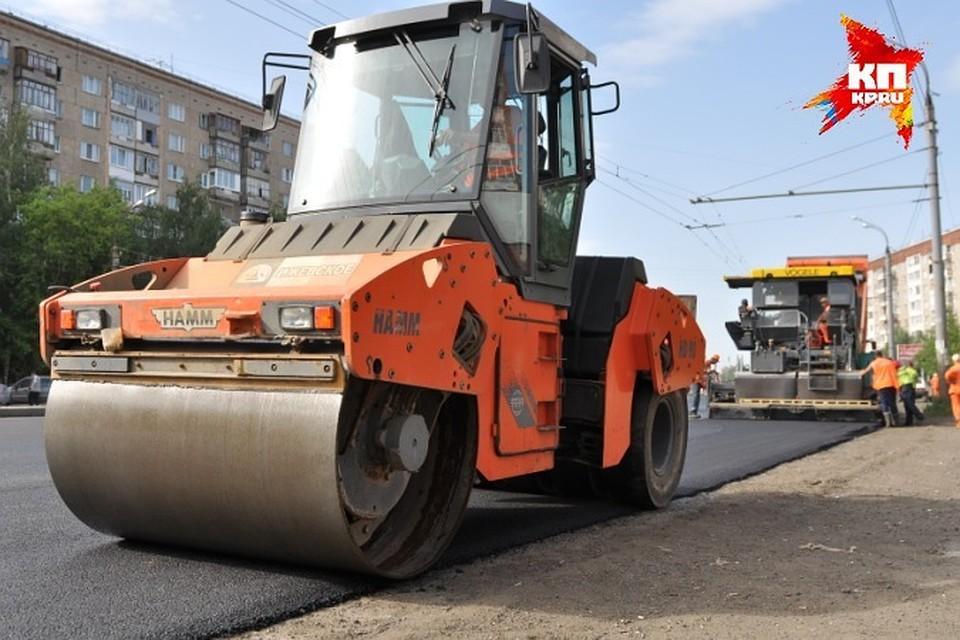 Смольный начал кампанию полетнему ремонту дорог
