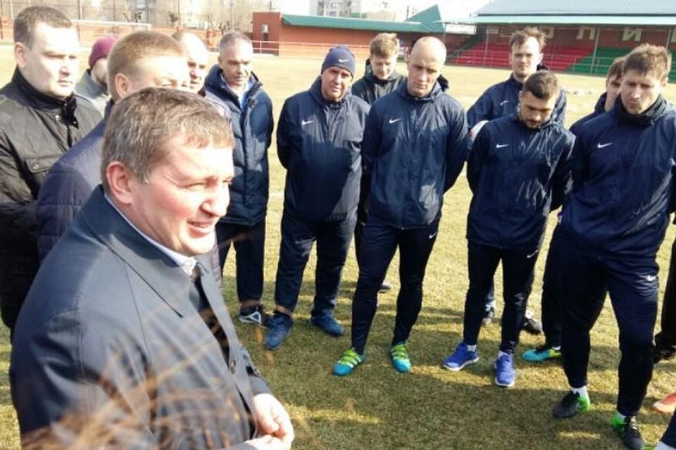 Андрей Бочаров отправил «Ротор-Волгоград» вПервую лигу