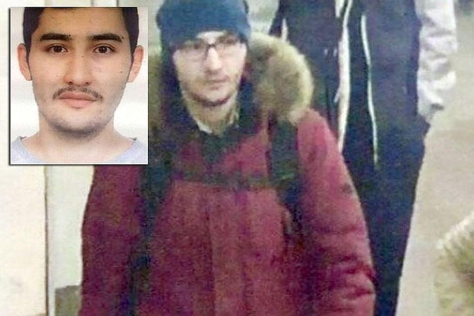 Террорист, устроивший взрыв в питерском метро был уроженцем Кыргызстана