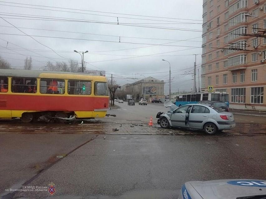 ВВолгограде старый шофёр сбил 11-летнего школьника