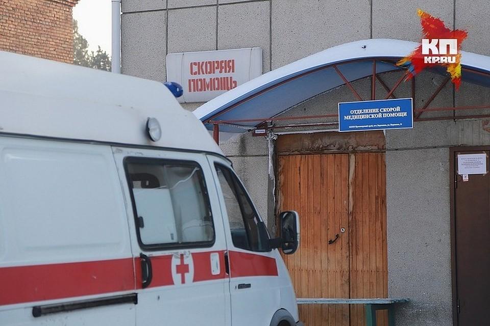 Квспышке острой кишечной инфекции вКрасноярске готовятся мед. работники
