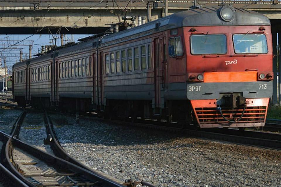Накировском вокзале утром эвакуировали людей изэлектрички
