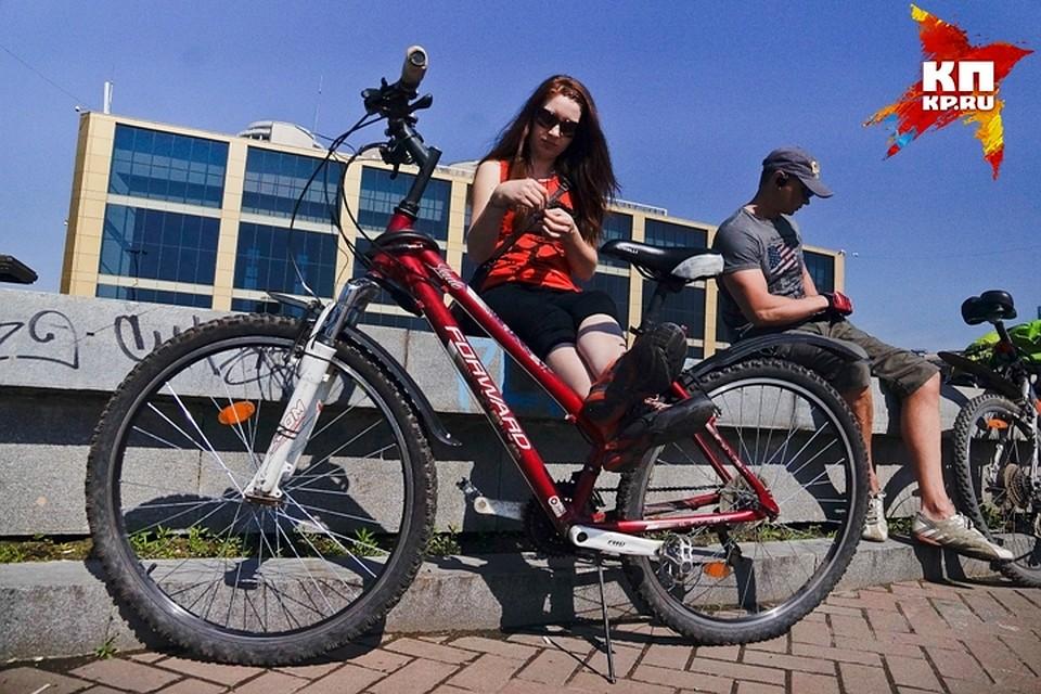Открыта регистрация на«Майскую велопрогулку»