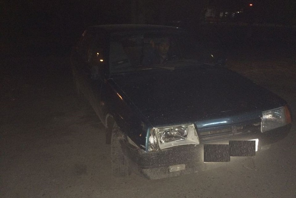 Пьяная женщина-водитель сбила 18-летнего пешехода искрылась