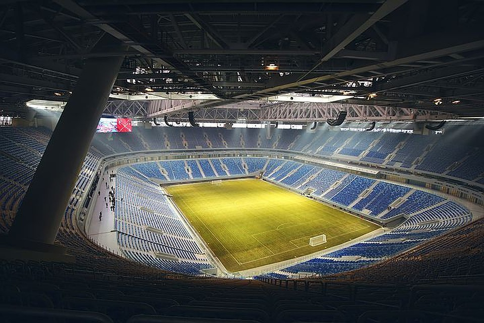 Стадион наКрестовском нужно переделывать— ФАС
