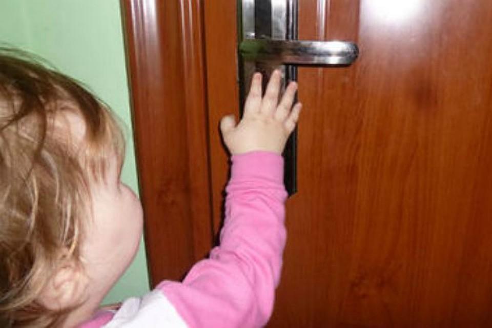 Жительница Полярного оставила собственных  дочерей  голодать взакрытой квартире