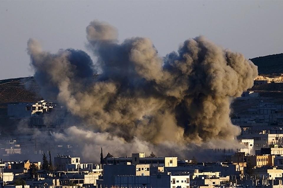 РФ  представила подтверждения  постановки химической атаки вСирии