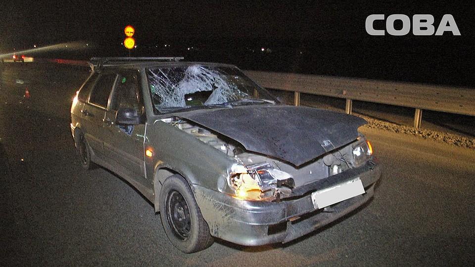 НаПолевском тракте умер пешеход