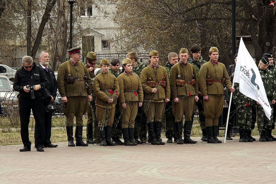 ВЧелябинске сегодня откроется «Вахта Памяти»