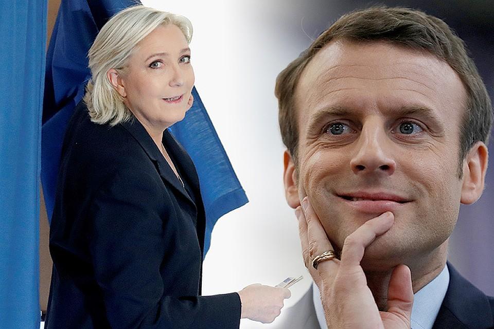 Второй тур президентских выборов во Франции назначен на 7 мая. Страна сделает выбор между Марин Ле Пен и Эммануэлем Макроном.