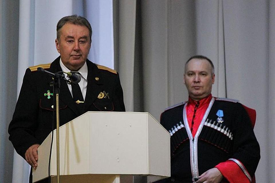 Суд приговорил кошевого атамана Анапы Нестеренко к6,5 года колонии