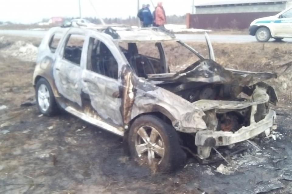 ВПермском крае неподалеку отХохловки случилось смертельное ДТП
