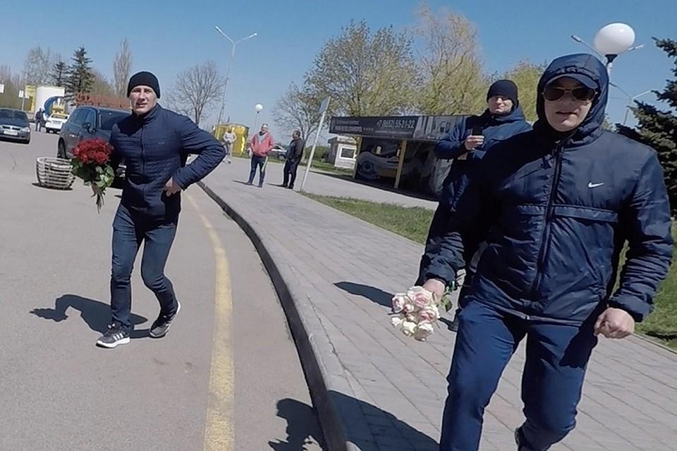 Блогера Варламова вСтаврополе избили иоблили зеленкой— Недобрый прием