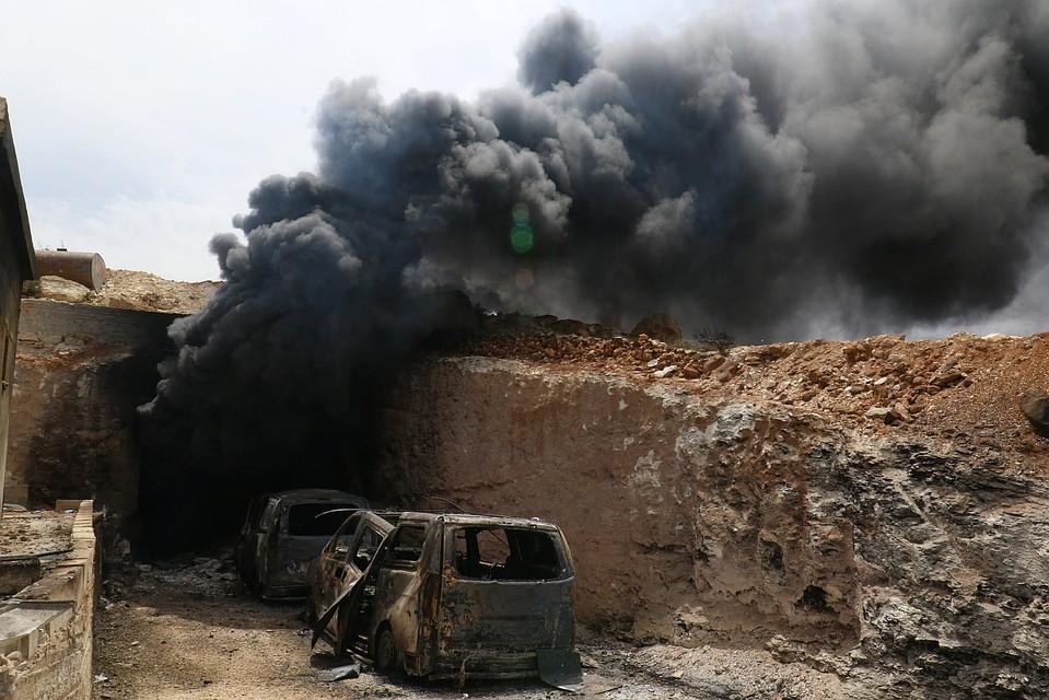 При авиаударе коалиции насевере Сирии погибли 14 мирных жителей