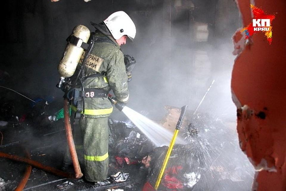 Изгоревшего общежития наулице Здоровцева спасли шесть человек