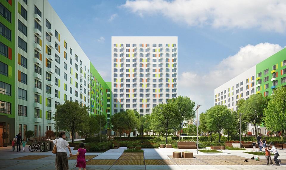 Список домов для голосования пореновации жилья доступен напортале mos.ru