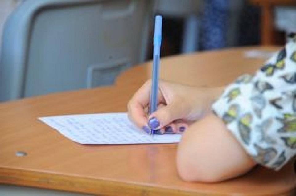 ВТверской области итоговое сочинение вдополнительный срок написали 9 человек