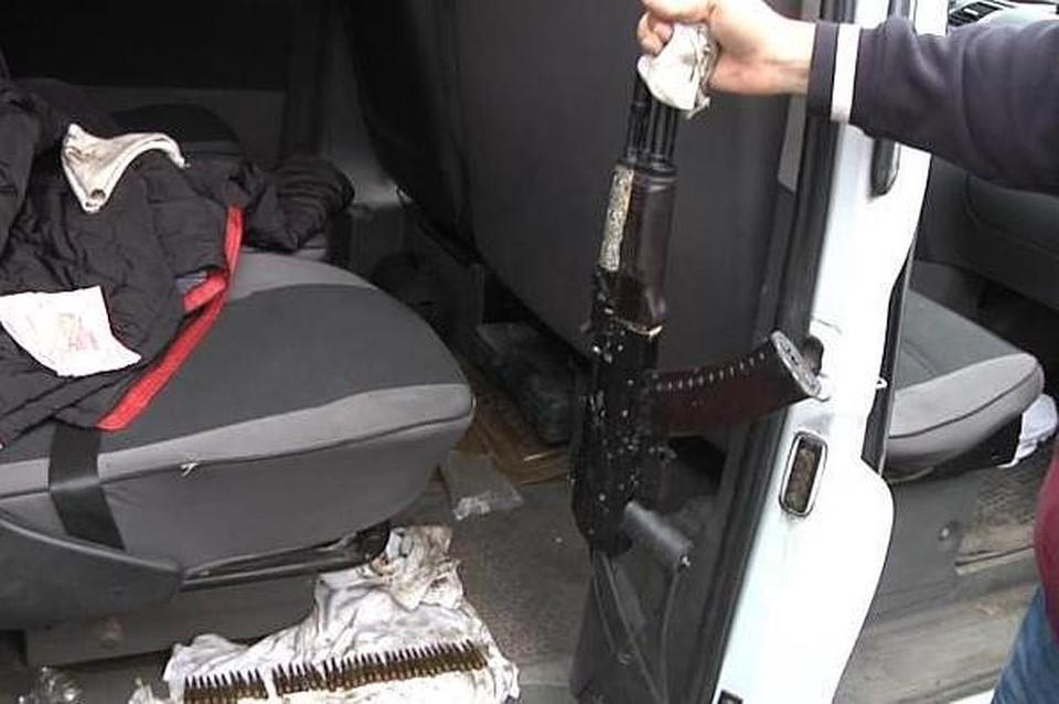 ВКраснодаре словили торговца оружием из Украинского государства