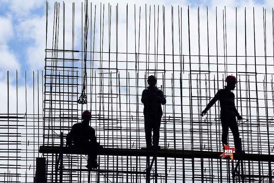 НаСреднем Урале рабочий сорвался сдесятиметровой высоты и умер