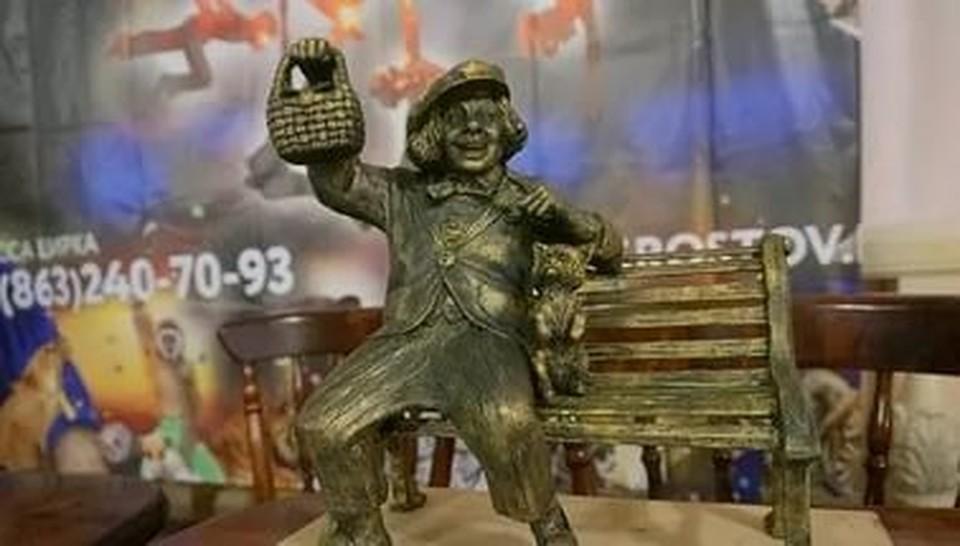 Монумент Олегу Попову вРостове откроют 31июля