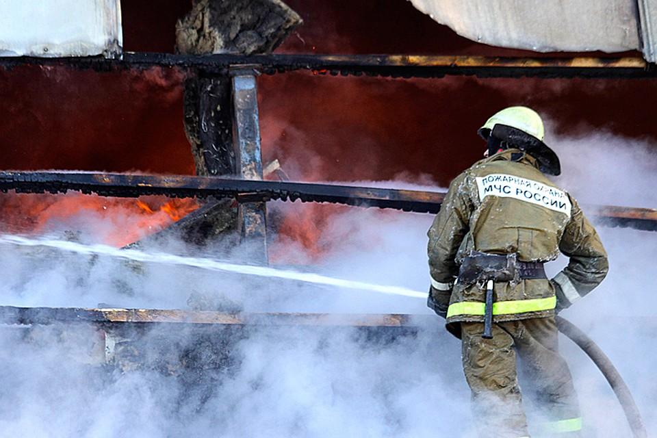 Число пострадавших впожаре наюго-западе столицы возросло до22 человек