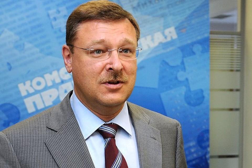 Косачев прокомментировал пролонгацию санкций США вотношении Сирии