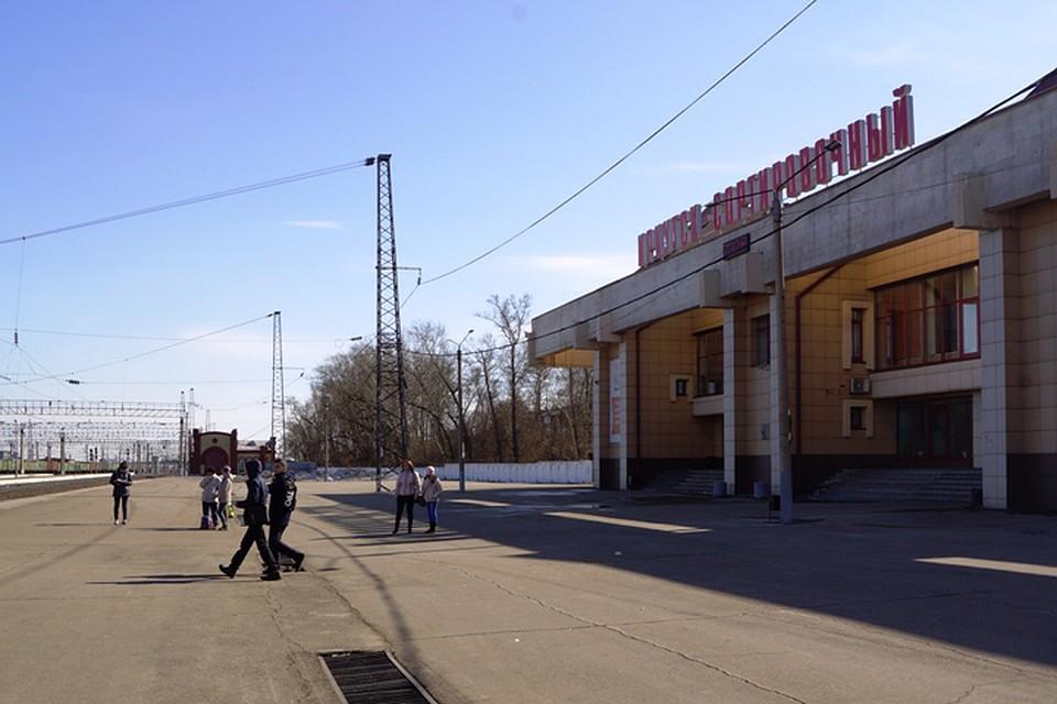 Милиция  задержала подозреваемого влжеминировании вокзала вИркутске 7мая
