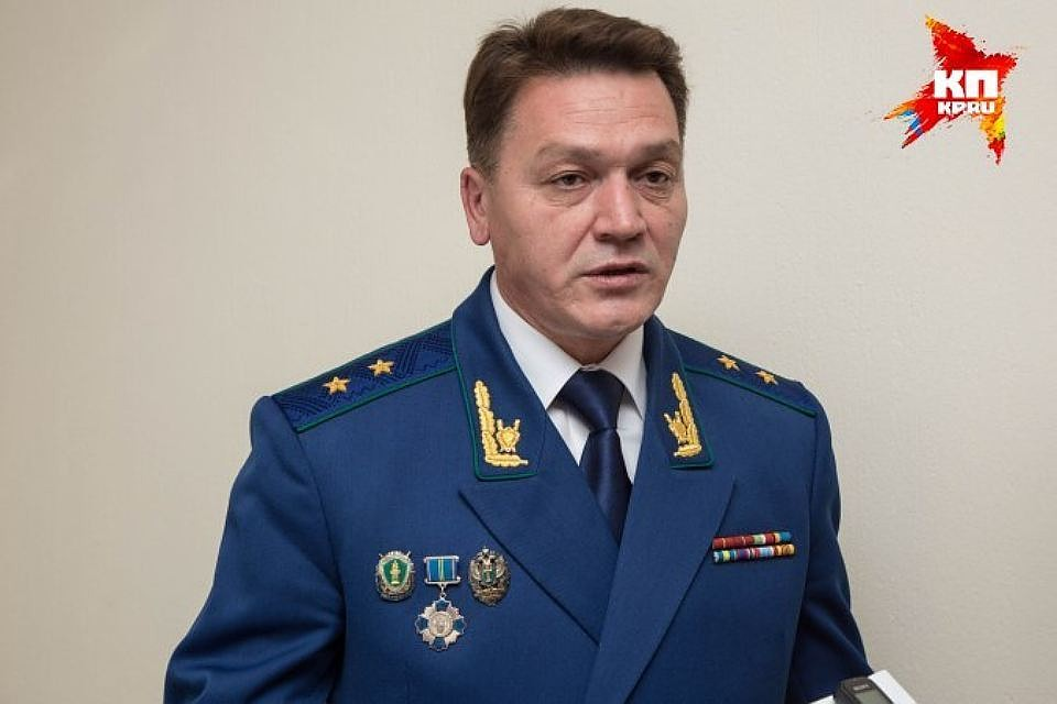 Обвинитель Пермского края заработал за прошедший год 2,7 млн руб.