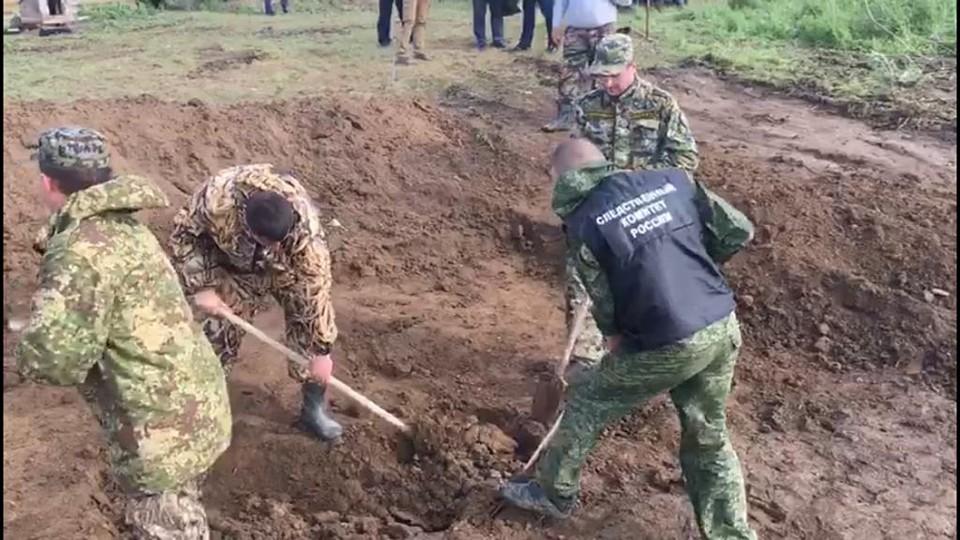 Супруги-похитители ростовского ребенка признались, что тайно похоронили сына