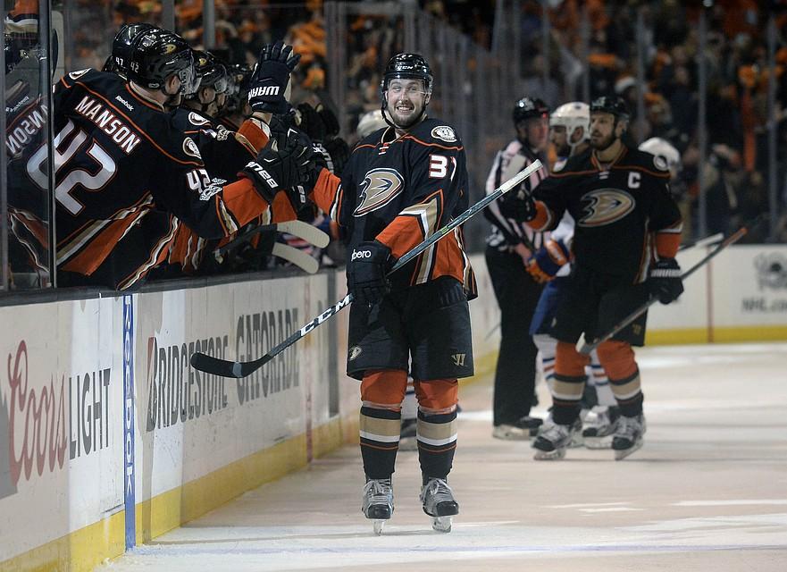 «Анахайм» обыграл «Эдмонтон» ивышел вфинал Западной конференции НХЛ