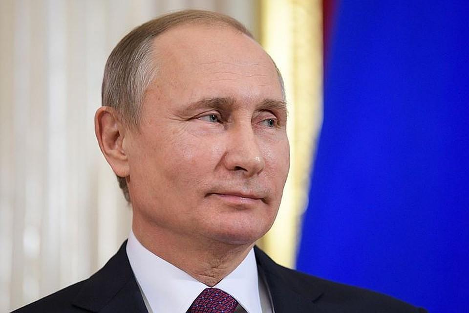 Путин подписал указ против анонимности вweb-сети