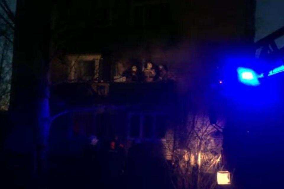 ВКунгуре всгоревшей квартире найден труп мужчины