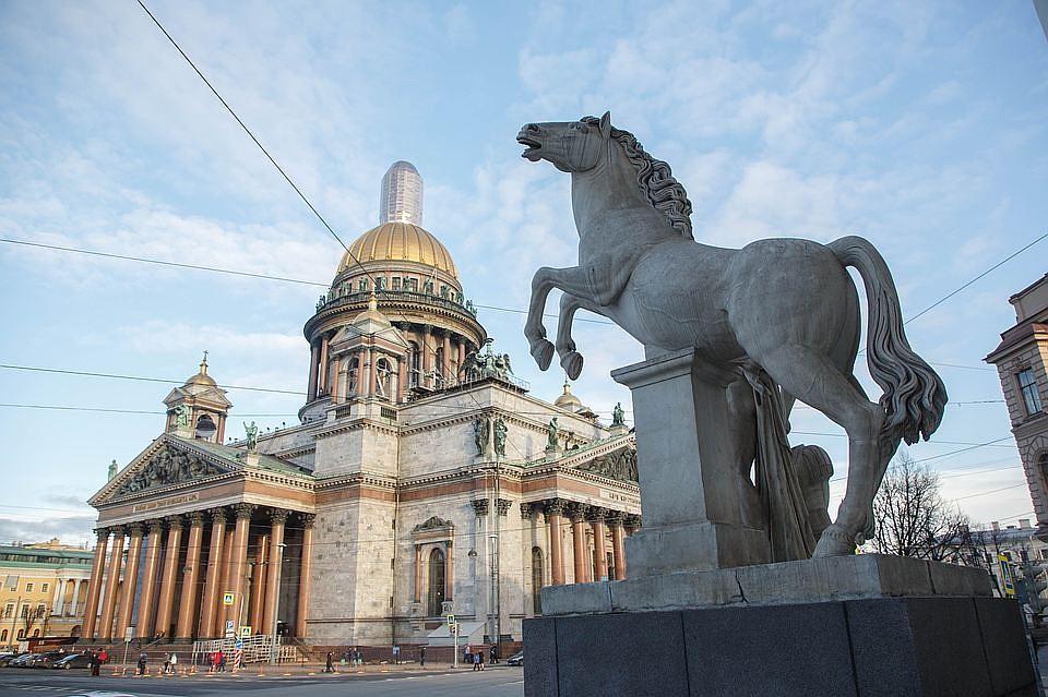 Полтавченко ожидает заявки отРПЦ напередачу Исаакия
