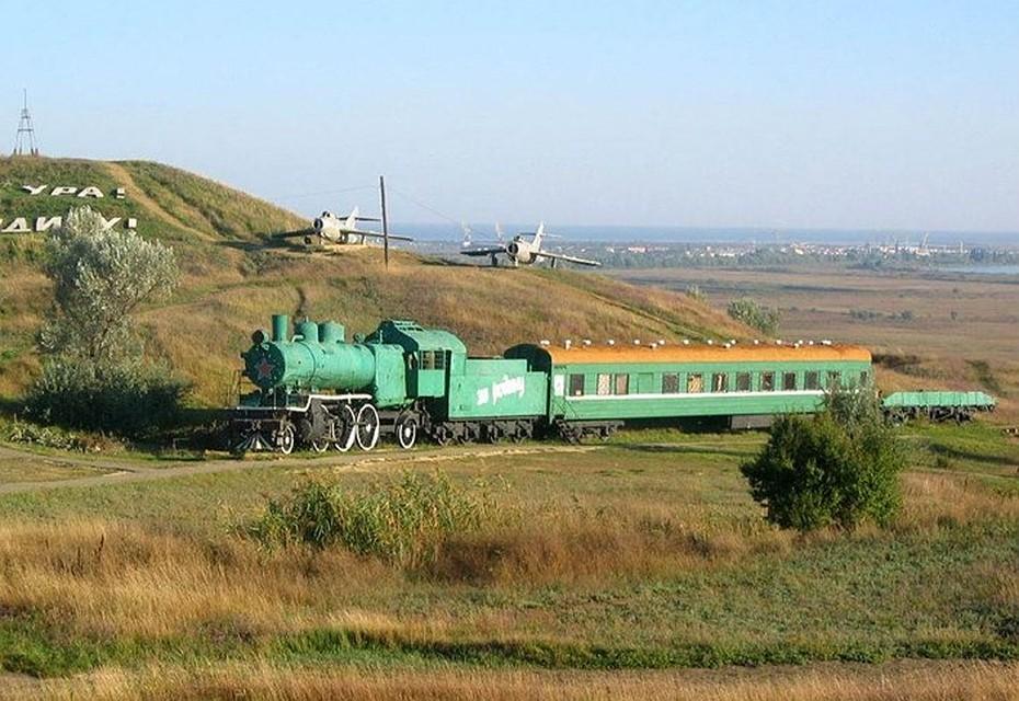 ВТемрюке откроют выставку ввагоне военного поезда