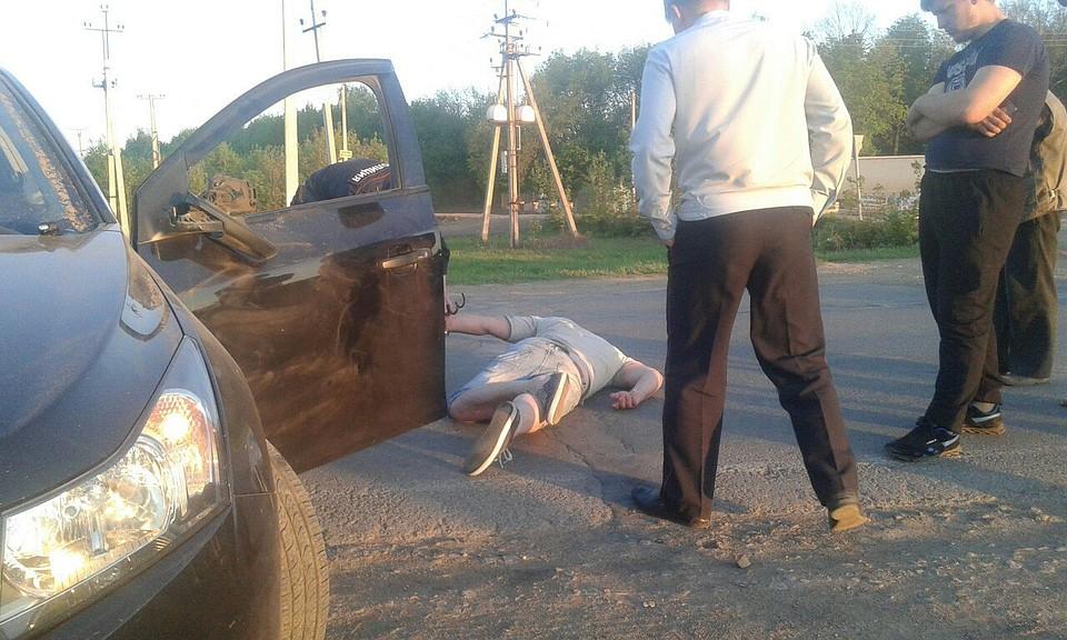 ВБашкирии задержали пьяного водителя, который совершил ДТП натрассе