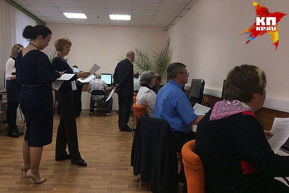 Пожилые люди сразятся навсероссийском чемпионате покомпьютерному многоборью